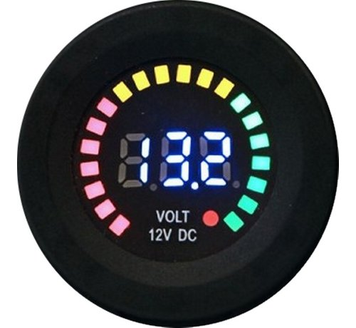 Batterij monitor BW04 24V