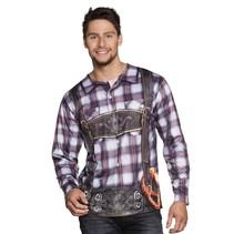 Foto Realistisch shirt Tiroler Werner