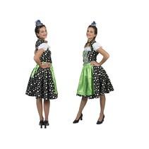 Tiroler jurk Edelweiss