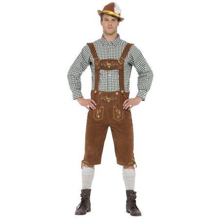 Oktoberfest verkleedkostuum deluxe
