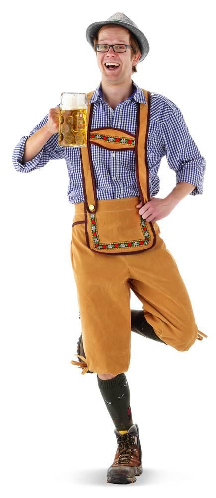 oktoberfest kleding man