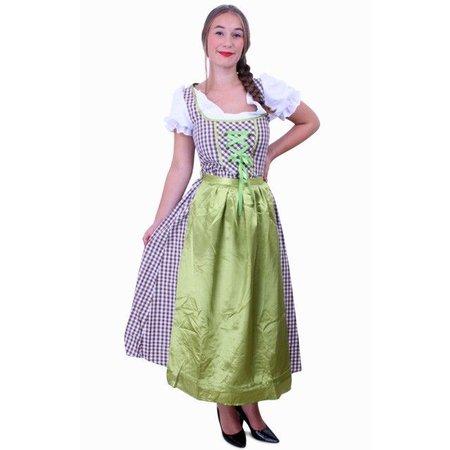 Tiroler jurk lang Wenzel