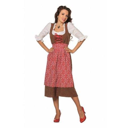Tiroler dames jurk luxe Allet