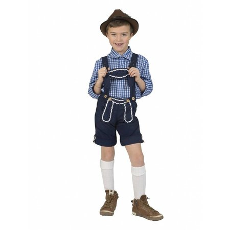 Oktoberfest Lederhose kind Gunter
