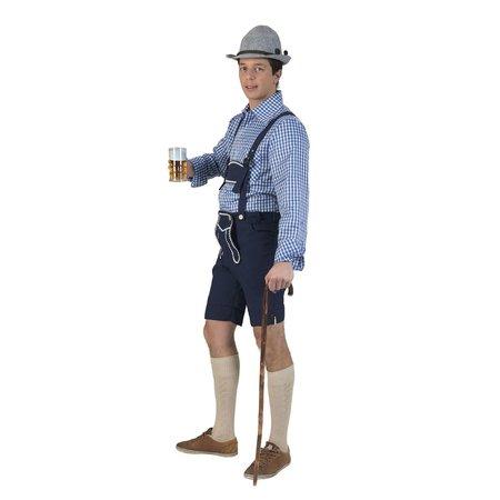 Oktoberfest Lederhose Man Gunter