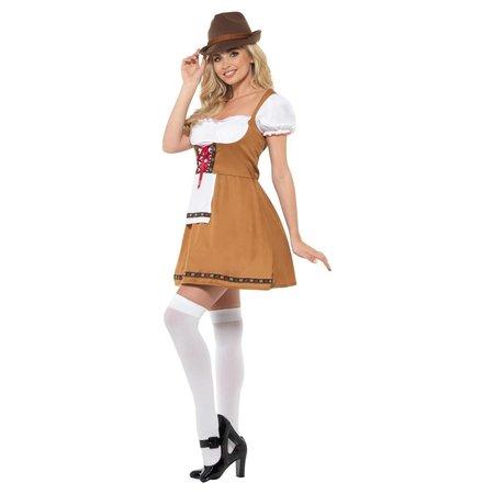 Bavariaans Bier Meisje kostuum