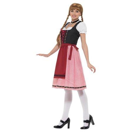 Tiroolse Taverne Dames Kostuum