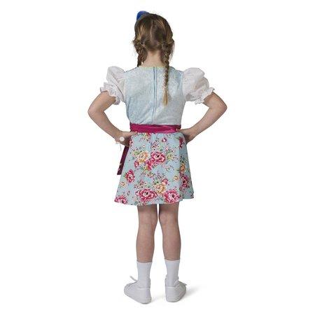 Tiroler jurkje kind Greetje