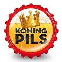 Flessenopener Magneet Koning Pils