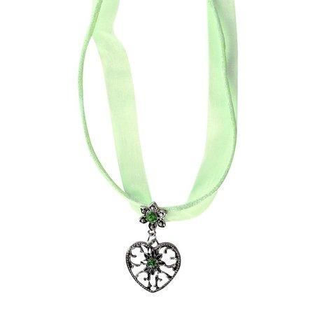 Tiroler ketting licht groen