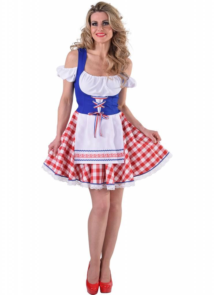 3d05437b429670 Hollandse Tiroler jurk
