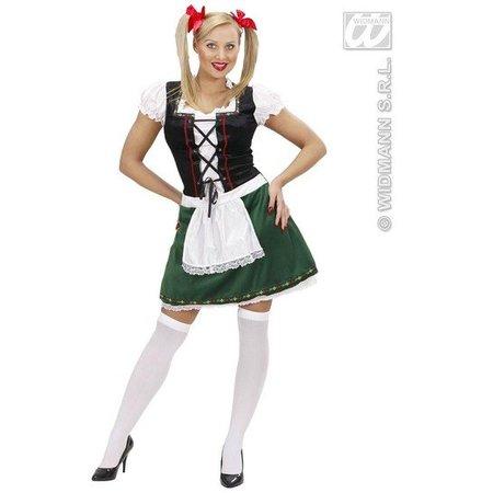 Beiers meisje kostuum