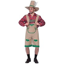Bierfeest kostuum volwassen