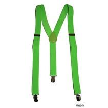 Bretels Neon Groen
