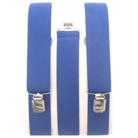 Feest Bretels blauw