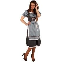 Carnavalskleding Tirol Dames.Dirndl Jurk Tiroler Kleding Voor Dames Tirolerkleding Net