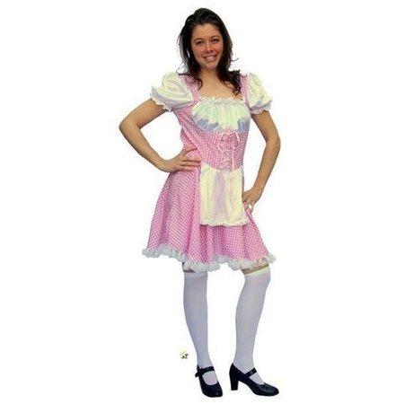 Pink Maid kostuum