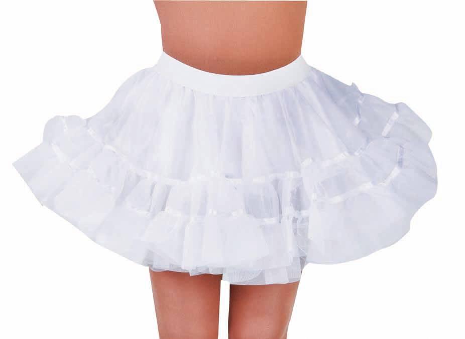 851830a1f51 Petticoat kort wit brede elastiek | Tirolerkleding.net