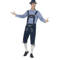 Bavarian kostuum deluxe Rutger