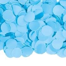 Babyblauwe Confetti 100gr