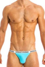 Modus Vivendi 09811 EGGS TANGA BRIEF - AQUA