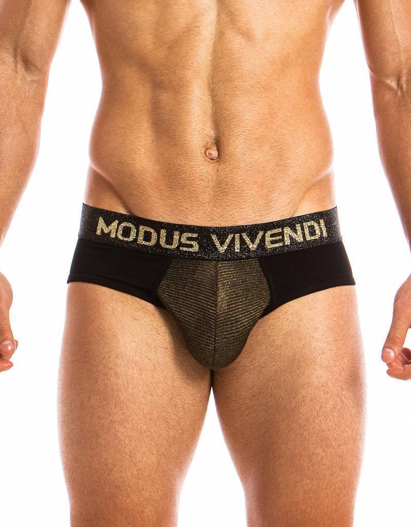 Modus Vivendi 20814 FESTIVE LINE - Classic Slip - ORO