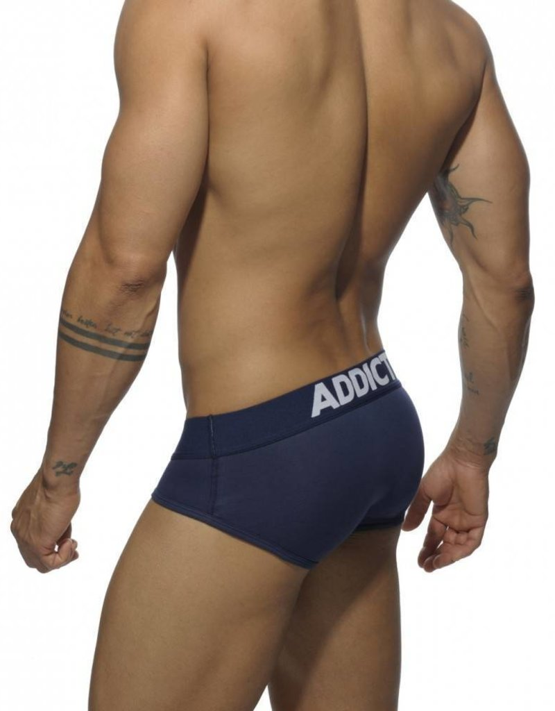 Addicted AD467C09 MY BASIC BRIEF NAVY BLUE