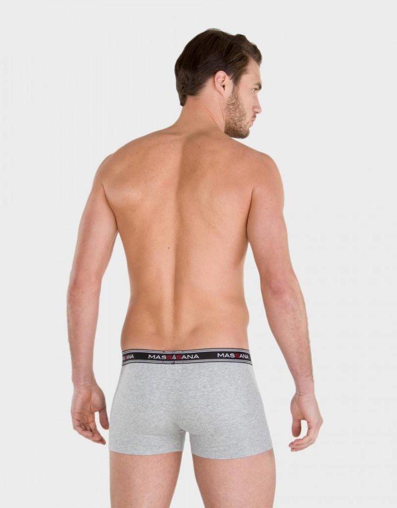 Massana UP27330 Pack Boxer Grey