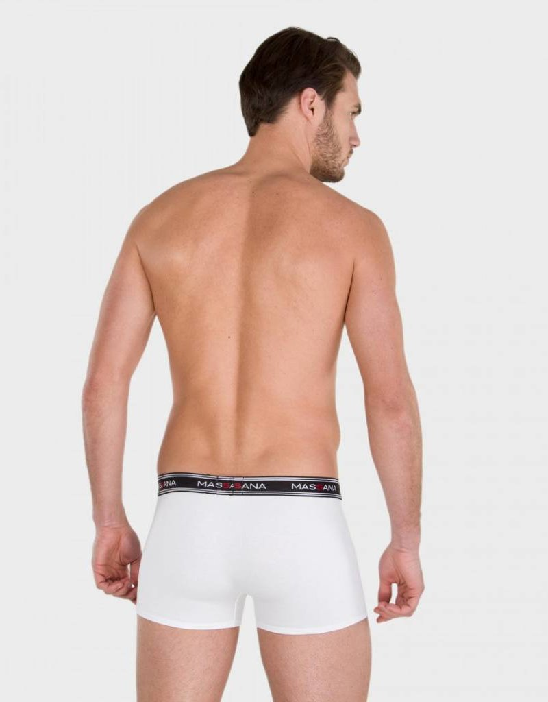 Massana UP27330 Pack Boxer White