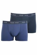Massana UP27333999 Pack Boxer Blauw