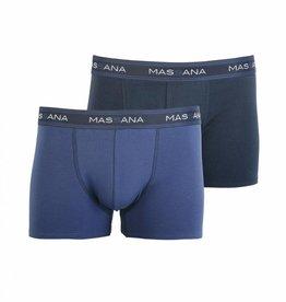 Massana Pack Boxer Bleu