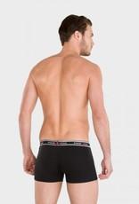 Massana UP37339019-Pack 3 Boxer Negro