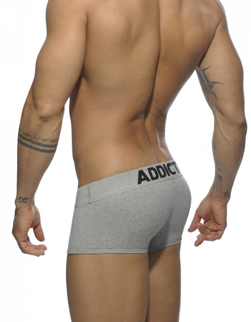 Addicted AD468C11 My Basic Boxer Heather Grey