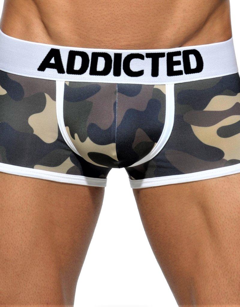 Addicted AD580C17 BASIC CAMO BOXER