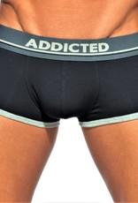 Addicted AD728C10 Curve Trunk Black