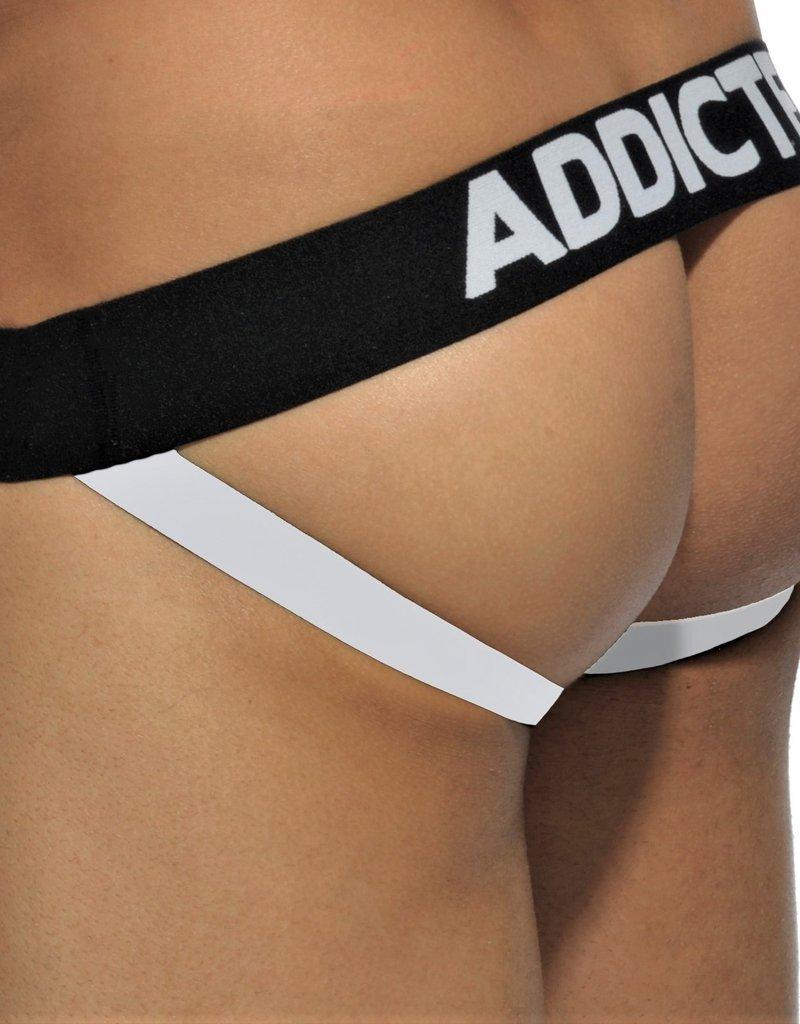 Addicted AD469C10 MY BASIC JOCK BLACK
