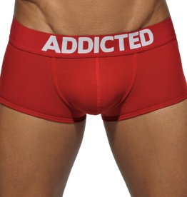 Addicted My Basic Boxer Red