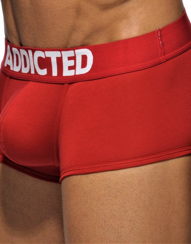 Addicted AD468C06 My Basic Boxer Red