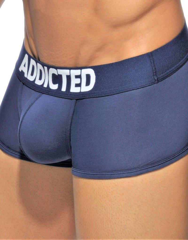 Addicted AD468C09 MY BASIC BOXER BLUE MARINE