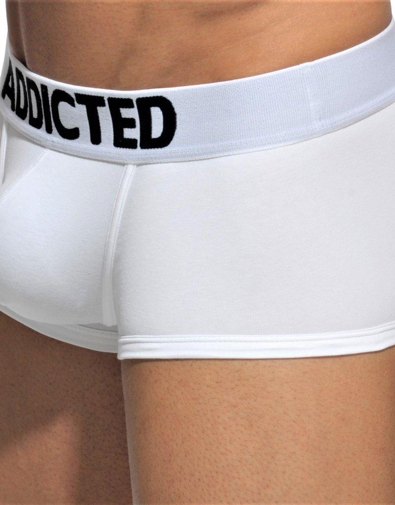 Addicted AD468C01MY BASIC BOXER WHITE