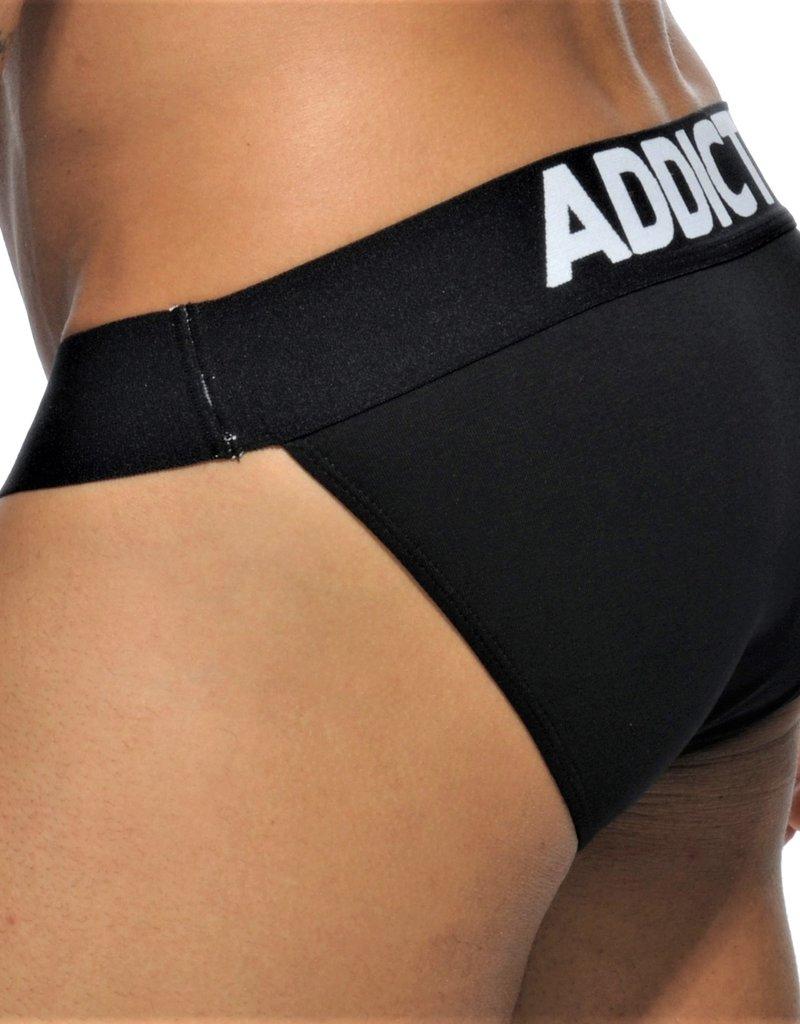 Addicted AD466C10- BIKINI BRIEF ZWART