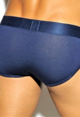 ES Collection UN210C09  Bisanzio combi Brief Azul Marino
