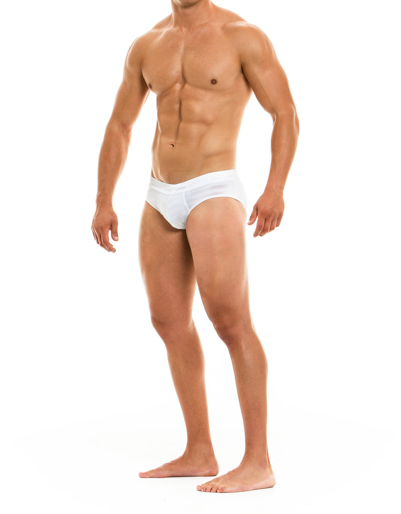 Modus Vivendi 04914C01 Golden Line Brief White