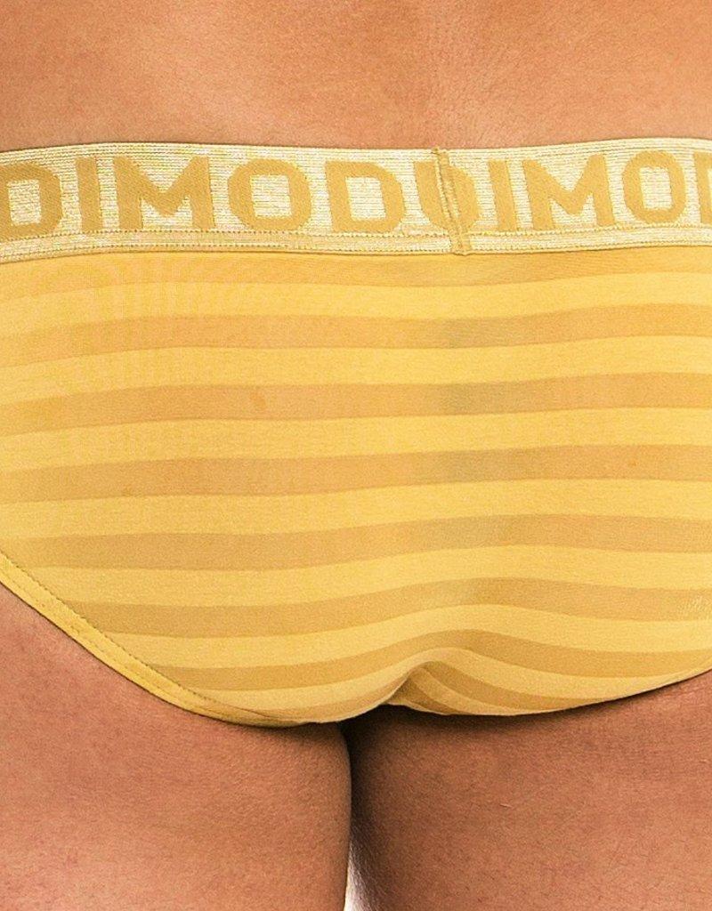 Modus Vivendi 04914C20 Golden Line Brief  Dorado