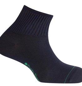 Punto Blanco Bamboe en viscose sokken  - geribde manchet