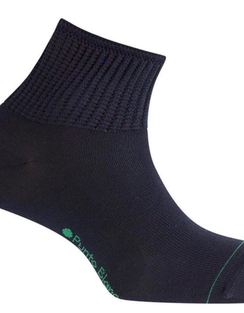Punto Blanco 7498100-C90 Bamboo and viscose socks - ribbed cuff