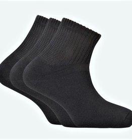 Punto Blanco Pack de 3 calcetines de algodón - sport Basix