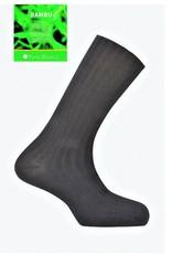 Punto Blanco  1352210C090 Bamboo socks - ribbed antipress cuff