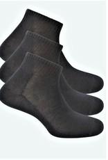 Punto Blanco 1304800C090 Pack de 3 chaussettes en coton - unies