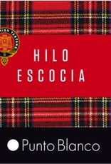 Punto Blanco 1342010C090 Sokken in Schotse draad - geribbelde deodorant